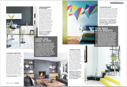 Decorating with Colour 3