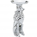 Cosmos the Silver Poodle Side Table, £165