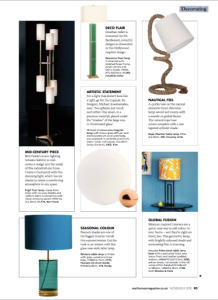 REAL HOMES NOVEMBER 2015 LAMPS 2