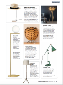 REAL HOMES NOVEMBER 2015 LAMPS 3
