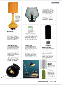 REAL HOMES NOVEMBER 2015 LAMPS 4