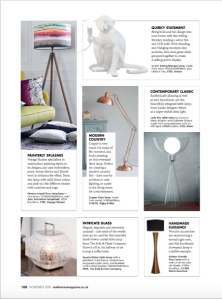 REAL HOMES NOVEMBER 2015 LAMPS 5
