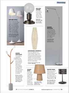 REAL HOMES NOVEMBER 2015 LAMPS 8