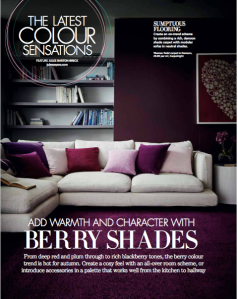 REAL HOMES NOVEMBER 2015 NEW COLOURS 1