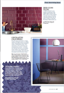 REAL HOMES NOVEMBER 2015 NEW COLOURS 2