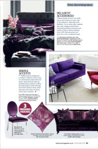 REAL HOMES NOVEMBER 2015 NEW COLOURS 4